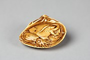 Netsuke of Shell