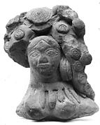 Bust of a Female Deity (Yakshi?)