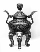 Incense Burner from a Set of Five-Piece Altar Set (Wugong)