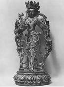 Standing Deity