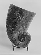 Horn-Shaped Cup