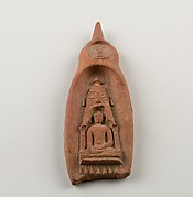 Votive Plaque with the Buddha