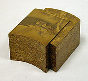 Incense Box in the Shape of a Book