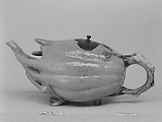 Teapot in the Shape of Buddha's-hand Citron