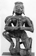 Kneeling Garuda