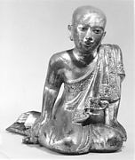 Seated Ananda