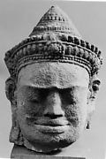Head of a Deity(?)