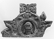Head of a Hindu Deity