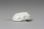 Netsuke in the Shape of a Bull
