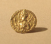 Coin of Huvishka
