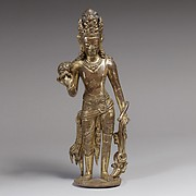 Bodhisattva, Probably Padmapani Lokeshvara