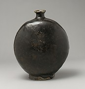Flask-Shaped Bottle
