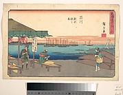 Shinagawa Samesu Asa no Kei