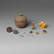 Reliquary with Contents