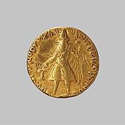 Coin of Kanishka