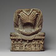 Fasting Buddha Shakyamuni