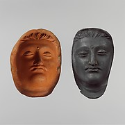 Mold for a Buddha's Head