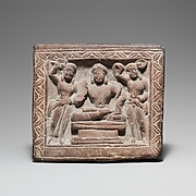 Bodhisattva and Attendants