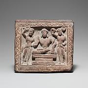 Bodhisattva and Attendants