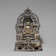 Seated Jain Tirthankara