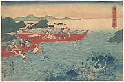 Seishu Awabi-tori no Zu