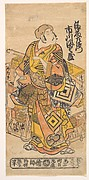 The Actor Ichikawa Danjuro II, 1688–1758