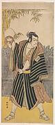 Kataoka Nizaemon VII and Ichikawa Danjuro VI