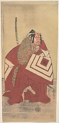 The Actor Ichikawa Danz III as a Court Noble