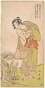 The Kabuki Actor Ichikawa Danjūrō V