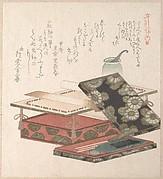 Table and Writing Set