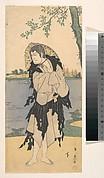 The Second Ichikawa Komazo in the Role of Yanekozo