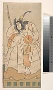 The Actor Morita Kanya VIII as Tatsugorō