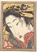 Rejected Geisha from Passions Cooled by Springtime Snow