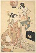 Two Geisha