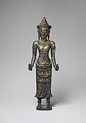 Standing Lakshmi(?)