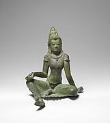 Bodhisattva Padmapani Seated in Royal Ease