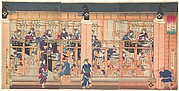 Imported Silk Reeling Machine at Tsukiji in Tokyo