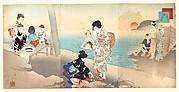 Bathing in the Sea (Kaisuiyoku)