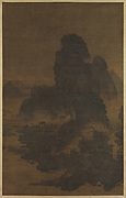 Landscape in the Style of Fan Kuan