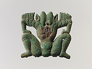 Plaque in the Form of a Demon