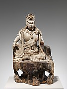 Bodhisattva Avalokiteshvara in Water Moon Form (Shuiyue Guanyin)