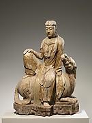 Bodhisattva Avalokiteshvara of the Lion's Roar, or Simhanada Avalokiteshvara (Shi Hou Guanyin)
