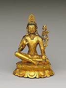 Seated Avalokiteshvara, the Buddha of Infinite Compassion