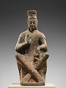 Bodhisattva with Crossed Ankles