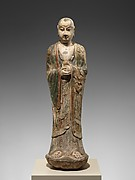 Monk, probably Ananda (Anantuo)