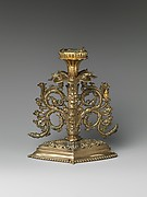 Foliate Pedestal for a Buddhist Image