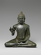 Seated Buddha Expounding the Dharma