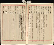 Chronology of Four Yüan Masters