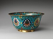 Bowl with the Eight Buddhist Treasures