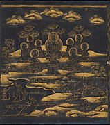 Scroll from a Set of the Lotus Sutra (Hokeky)